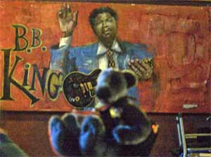 Wilbeary in B.B.King's club