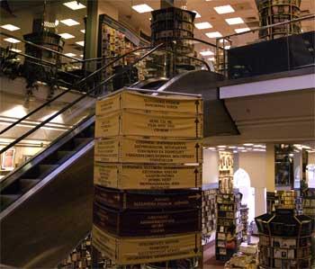 Alexandra bookshop