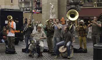 Belgium Oompa band