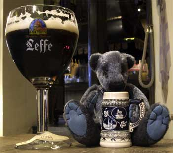 Willbeary drinking again