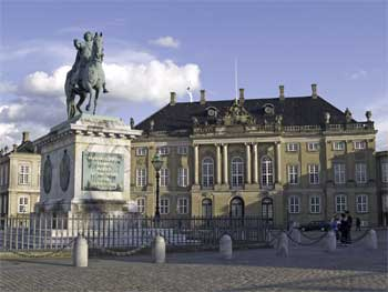Royal Palace Copenhagen