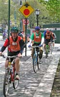 Five Boro Bike Event
