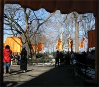 Gates in Cenral Park