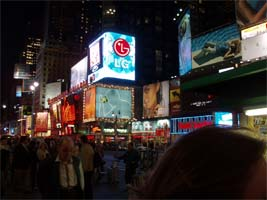 Times Square view 1